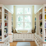 Small Space For Home Library Ideas Allhomedecors