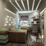 Small Space Living Room Design Ideas Avkube Mounted Wall