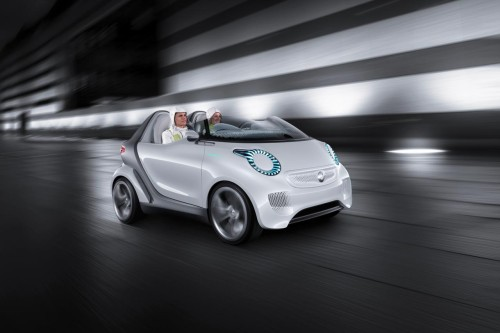Smart Forspeed Concept Picture Wheelsnews