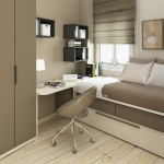 Space Saving For Small Bedroom Design Ideas Sergi Mengot Calm