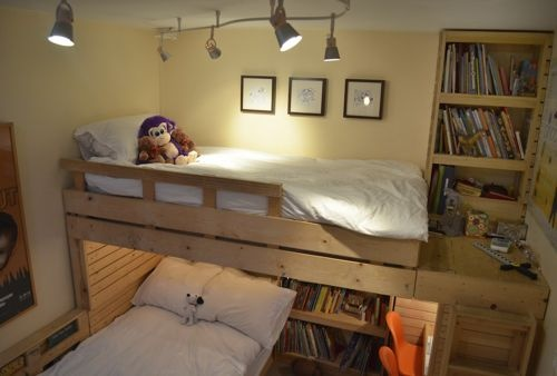 Space Saving Ideas For Small Bedrooms Nice Spaces