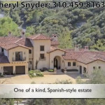 Spanish Style Estate Lobo Canyon Road Agoura