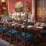 Special Christmas Dinner Table Decorating Ideas