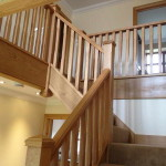 Spindles Wood Staircase Design
