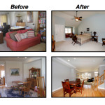 Staging Your Home Ensures Buyers Will See Its Best Condition And