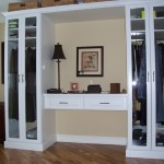 Stand Alone Cabinets For Hanging Makeup Area Traditional Closet