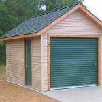 Standard Construction Features For Small Garages