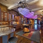 Steampunk Home Interior Style Tips From Cool Crazy