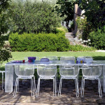 Steel Garden Chair Ivy Collection Emu Group Design Paola Navone