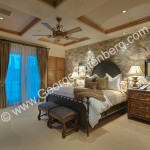 Stock Residential Bedroom Interior Design Graphy