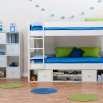 Stompa Uno Storage Bunk Bed The