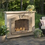 Stone Arch Gas Fireplace Fireplaces Fire Pit Tables
