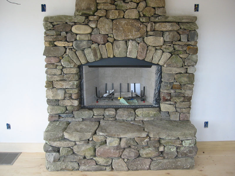 Stone Fireplace Designs Can Change The Whole Appearance Room