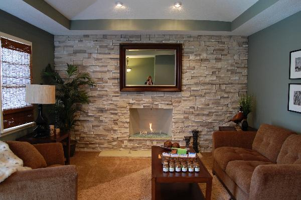 Stone Fireplace Ideas For Cozy Nature Inspired Home Arcilook