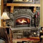 Stone Fireplace Ideas For Cozy Nature Inspired Home Designrulz