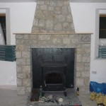 Stone Fireplaces Fireplace Designs Natural