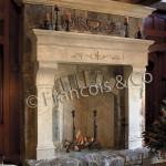 Stone Mantels Mantel Surround Fireplace Designs
