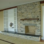 Stoneyard Fireplace Thin Stone Veneer