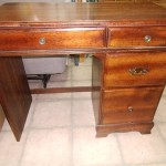 Student Desk Wood Very Good Condition Rockledge Florida For