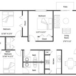 Studio One Two Bedroom Apartment Homes Grandview Pointe