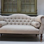Style Chesterfield Hall Seat Window Made Keston Antiques