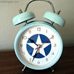 Style Graphics Perfectly The Traditional Alarm Clock Design