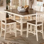 Style Through Cottage Decor Design For Dining Room