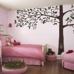 Stylish Girls Bedroom Painting Ideas