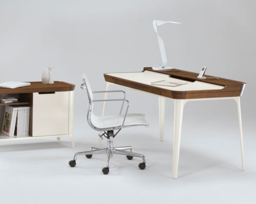 Stylish Home Office Desks Smart Design Ideas Interior
