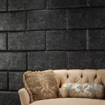 Stylish Stunning Faux Leather Tiles From Concertex Ballerhouse