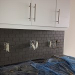 Subway Tile Backsplash Kitchen Arroyo