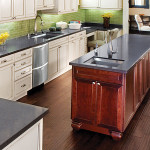 Surfaces Primarily Used For Kitchen Countertops And Bathroom Vanities