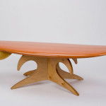 Surfboard Table Pic