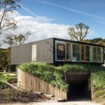Sustainable Dwelling Nestled The Kennemer Dunes Unique Homes