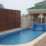 Swimming Pool Holiday Home