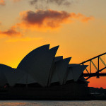 Sydney Opera House Silhouette Flickr Sharing