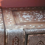 Syrian Mother Pearl Chest Drawers Stdibs