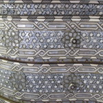 Syrian Mother Pearl Inlay Chest Drawers Dre Very Intricate Image
