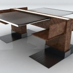 Table Set For Small Dining Room Andr Alvarez Modern
