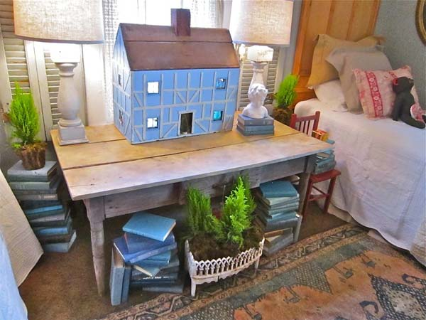 Table Unusual Bedside Suggestions Improve The Charm And Decor