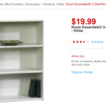 Target Bookcase