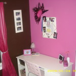 Teen Pink And Brown Bedroom Designs Decorating Ideas