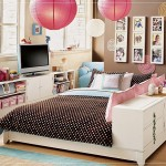 Teen Room For Girls Modern And Calmly Rooms Design