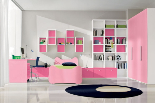 Teenage Bedroom Furniture For Girls