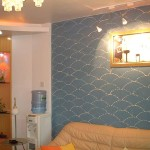 Textured Wall Painting For Interior Design