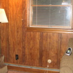 That Wood Paneling Really Want Get Rid The