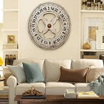 The Amazing Large Wall Clocks Decorate Space Your Walls