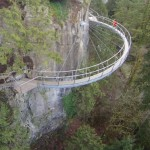 The Amazing World Capilano Suspension Bridge