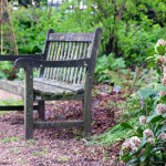The Beautiful Garden Bench For Outdoor Home Stone Design