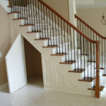 The Beauty Under Stair Storage